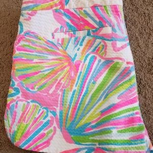 Lilly Pulitzer shorts - size 8